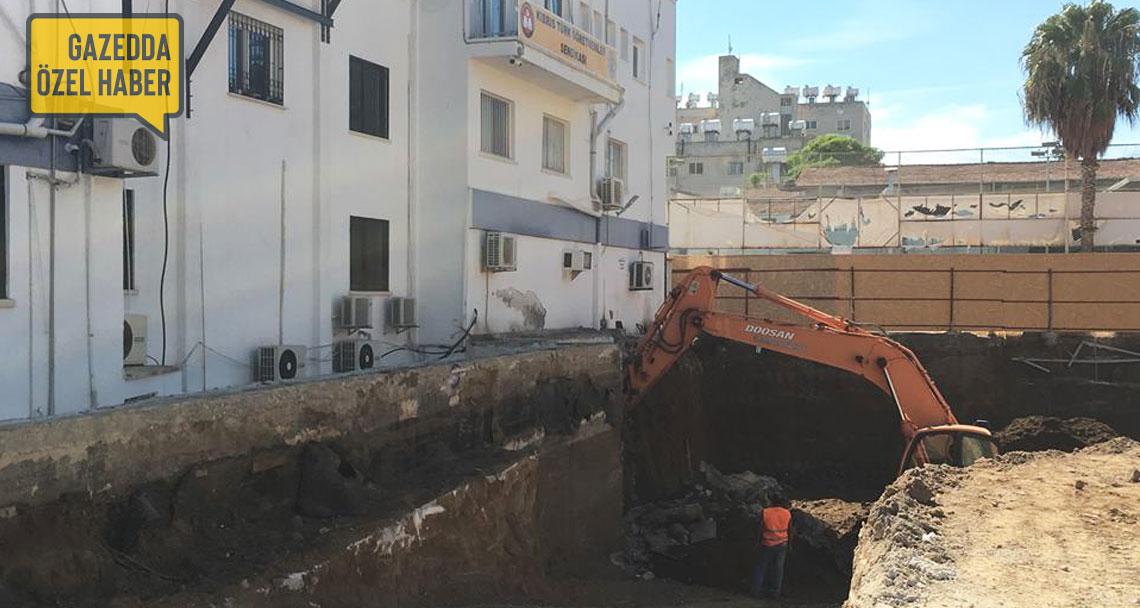 KTÖS'ün yeni bina inşaatı iş güvenliğini tehdit ediyor