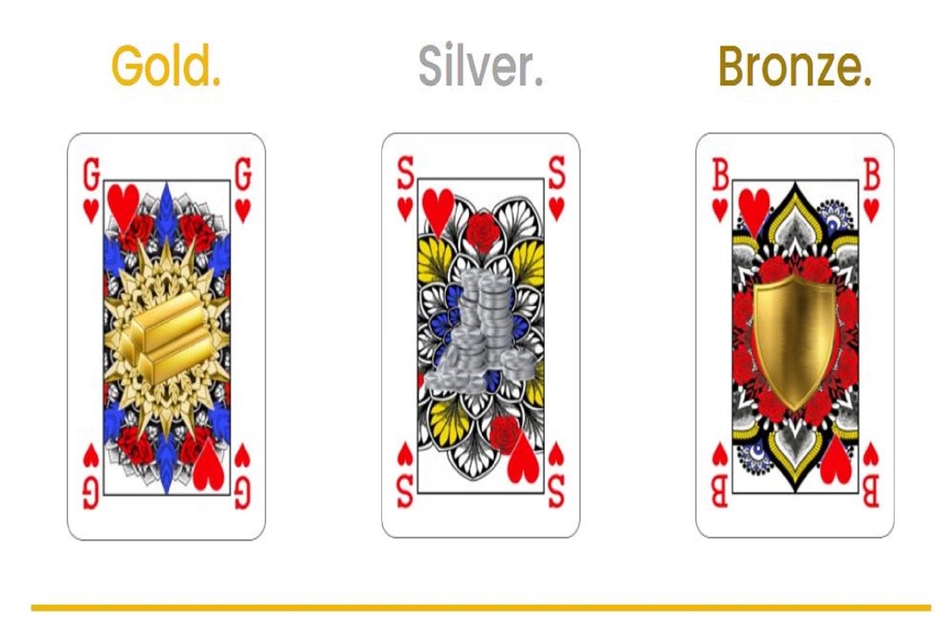Cinsiyetsiz oyun kartları tasarlandı