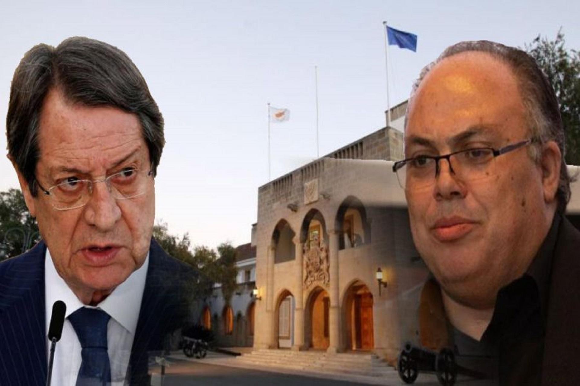 Parashos: Anastasiadis Mont Pelerin'den neden ayrıldığını açıklasın