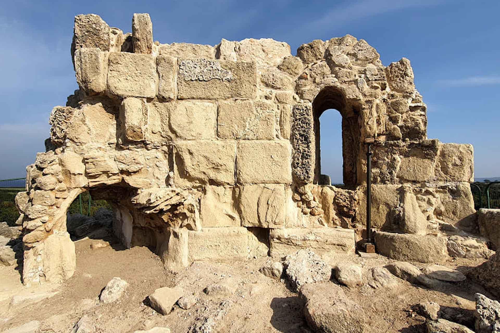 Efendrika Arkeolojik alanındaki çalışmalar tamamlandı
